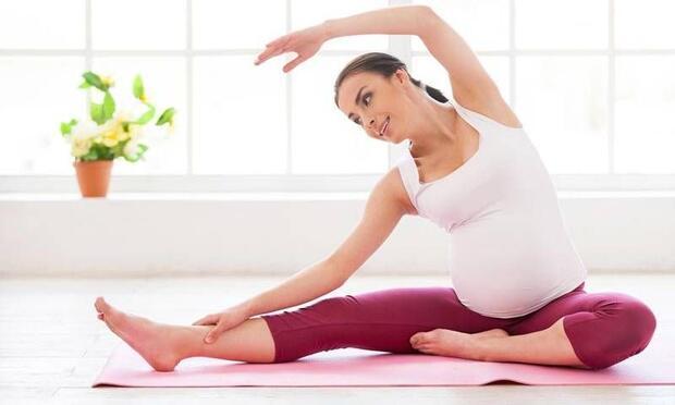 Hamilelikte spor yap, 7 kilodan kurtul!