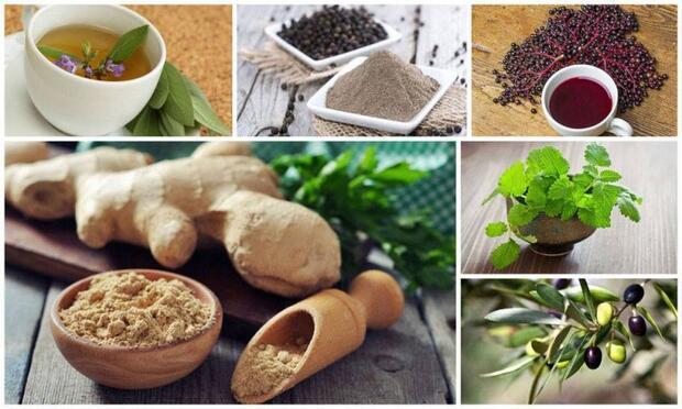 Soğuk algınlığından bitki çayları ile korunun