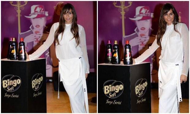 Eda Taşpınar, Bingo Soft'un reklam yüzü oldu
