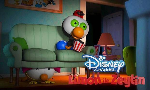Limon ile Zeytin artık Disney Channel'da!