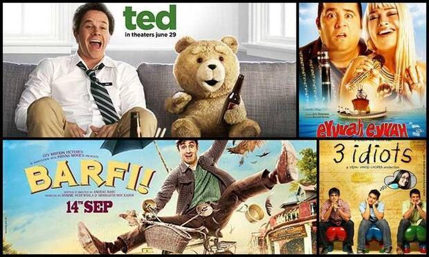 En iyi komedi filmlerini sizin için derledik!