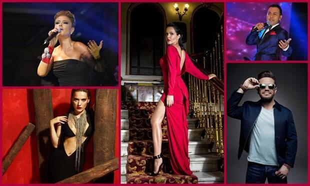 2015 yılbaşı gecesi hangi ünlü nerede sahne alacak?
