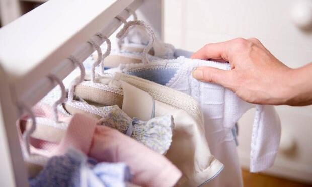 Bebek giysileri hangi sıklıkta yıkanmalı?