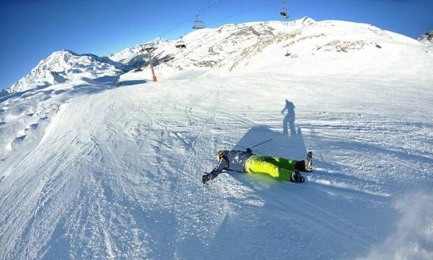 En komik ve ilginç kar kazaları karşınızda!
