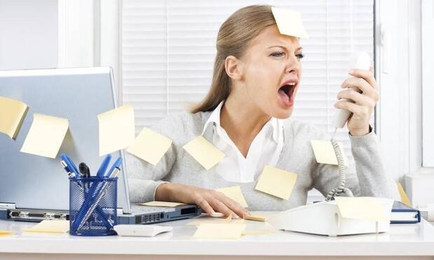 Stresle başa çıkamayanlara ücretsiz seminer!