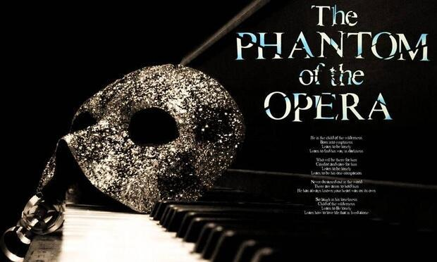 The Phantom of the Opera (Operadaki Hayalet)