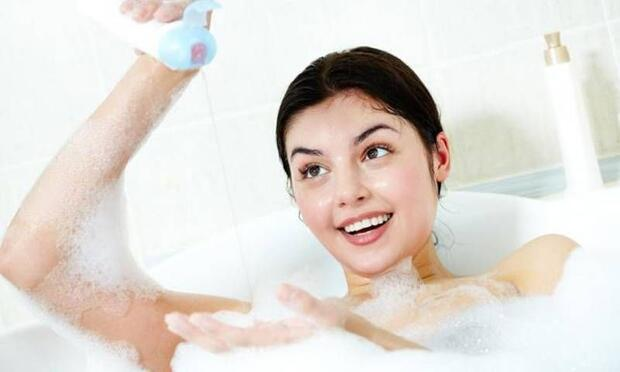 Duş keyfinizi Palmolive'le taçlandırın