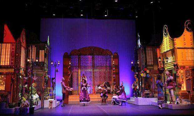 Dünya Tiyatrolar Günü'ne özel etkinlik!