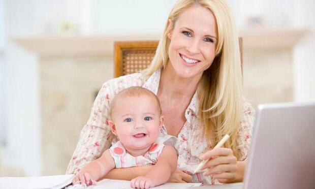 Çalışan anneler çocuklarını ihmal etmemeli!