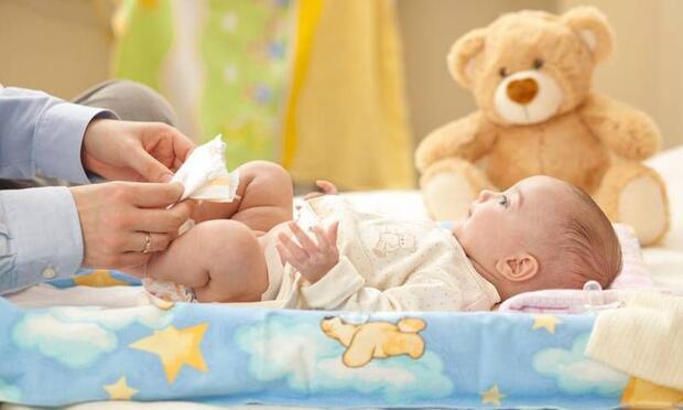 Bebeklerde sık görülen cilt problemleri