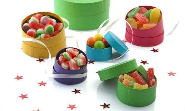 23 Nisan'a özel rengarenk şekerler Bebeto'da!