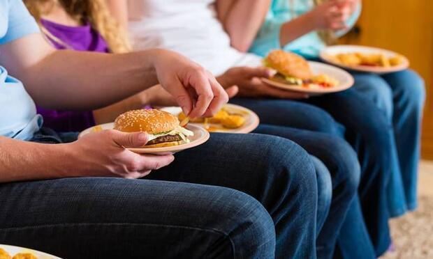 Fast food tüketimi gittikçe artıyor!