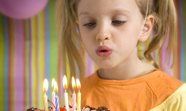 7 yaş için doğum günü pastaları