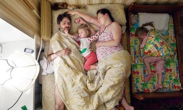 Bebek bekleyen çiftlerin en masum halleri