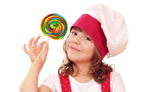 Şeker tadında bir gün!
