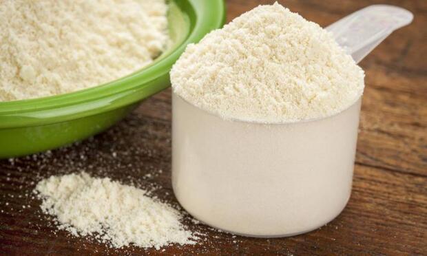 Süt proteinleri büyüme ve gelişmeye yardımcı!