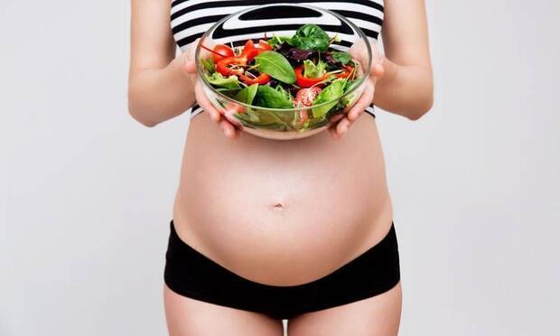 Hamilelikte ikinci trimester döneminde beslenme