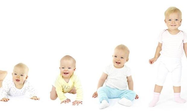 Bir bebeğin dilinden ay ay gelişim öyküsü