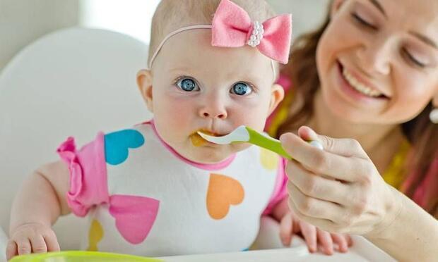 Bebeğiniz için en özel 6 besin!