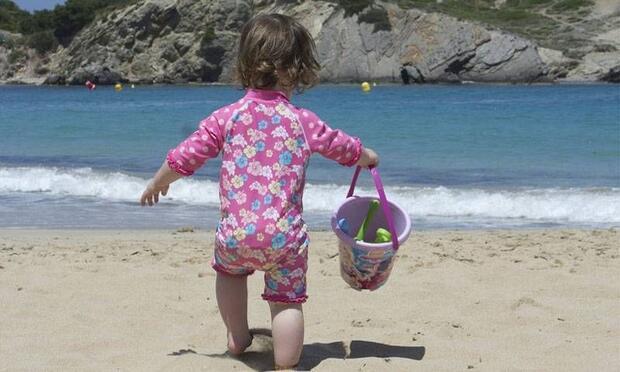 Çocuğunuzla ilk deniz deneyimi için öneriler