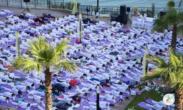 Yoga Academy 22-23 Ağustosta Kocaeli'de!