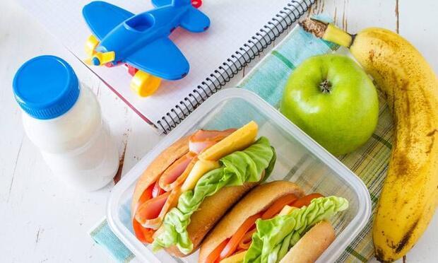 Sağlıklı beslenme çantası için menü örnekleri