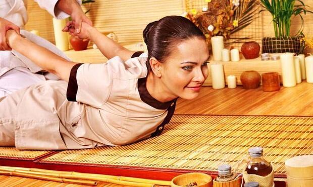 Thai masajı vücudun hangi bölgelerine yapılır?
