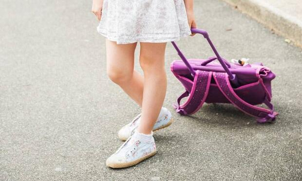Öğrenciler için tekerlekli çanta tavsiyesi