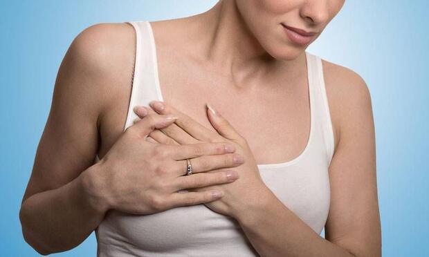 Emzirme sırasında meme içinde ağrı
