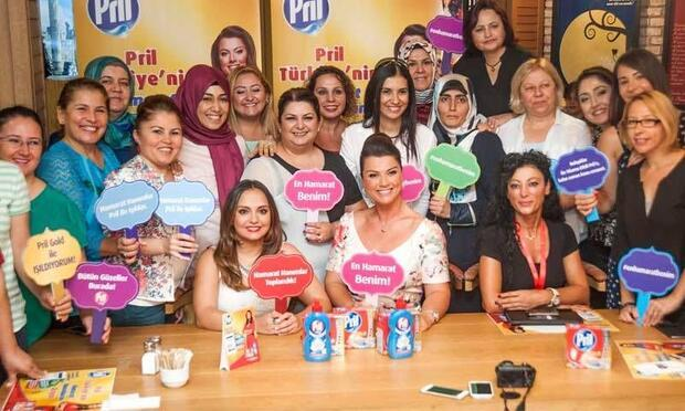 Pril, Türkiye'nin hamarat hanımlarını arıyor!