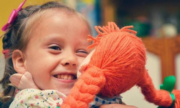 Bez bebek hayal gücünü geliştiriyor