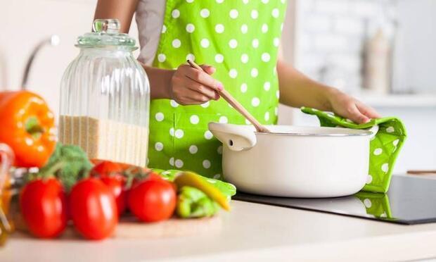 Diyet için özel yemek pişirme tüyoları