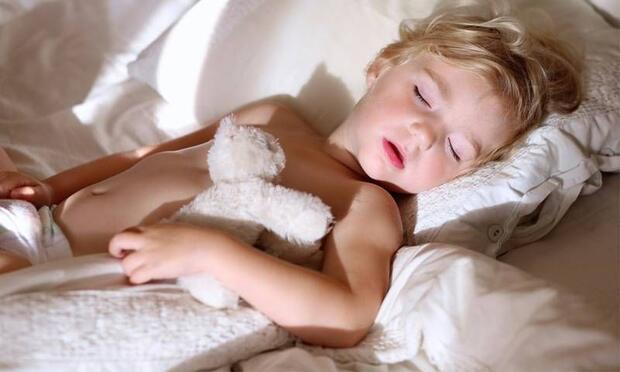 Çocuklarda görülen horlama ve uyku apnesine dikkat!