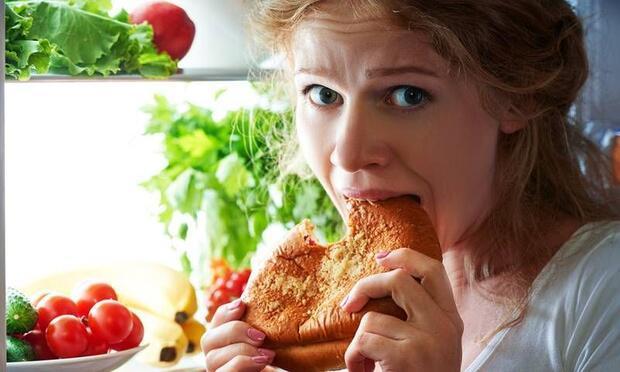 Sizinki duygusal açlık mı, fiziksel açlık mı?