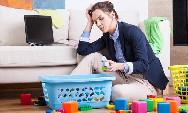 Çalışan anneyim! Ben ne için çalışıyorum?