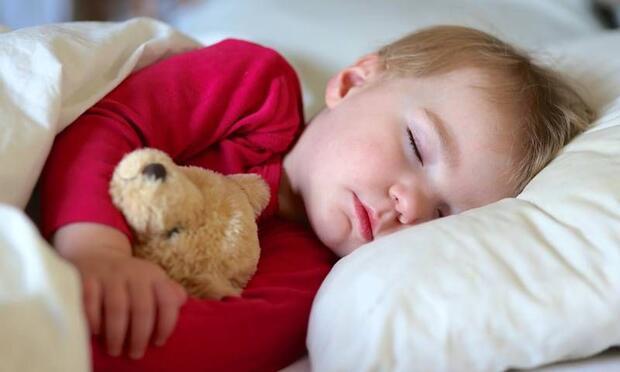 Çocuğunuz gece altını mı ıslatıyor?