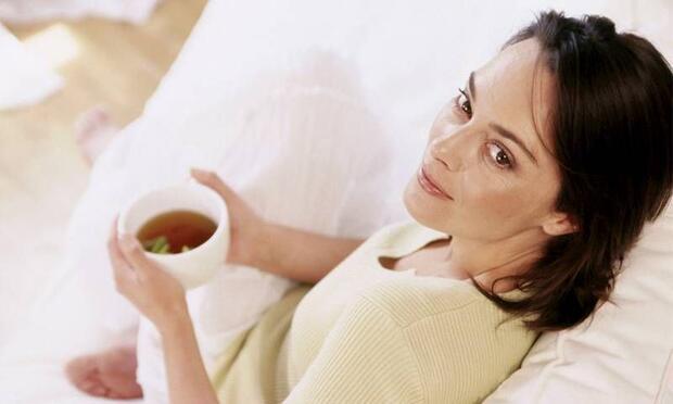 Çay ve kahvenin yanında bir şey tüketmeyin!