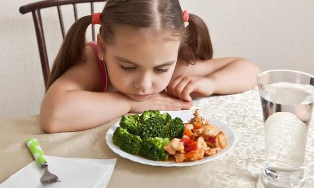 Çocuğunuzla yemek konusunda pazarlık yapmayın!