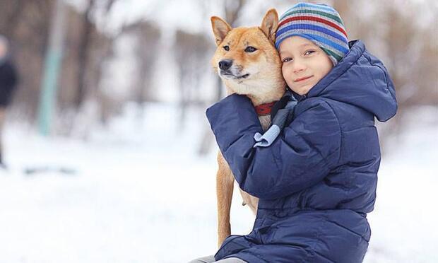 Hayvan sevgisi çocuğun gelişimine katkı sağlıyor!