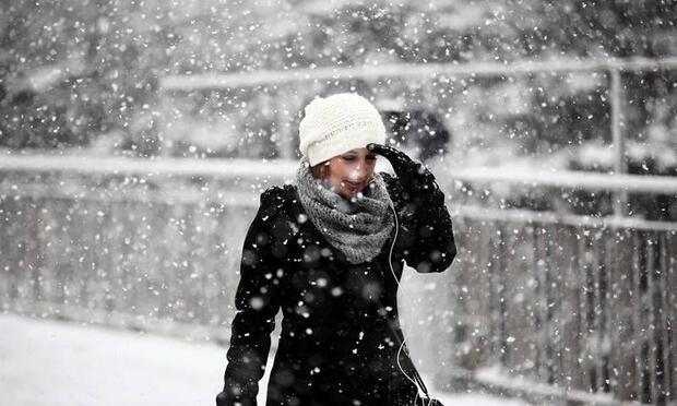 Dikkat, kar yeniden geliyor!