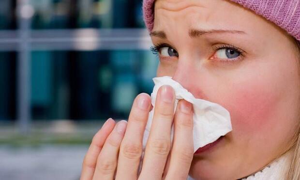 Doğal beslenme ile gripten korunun!