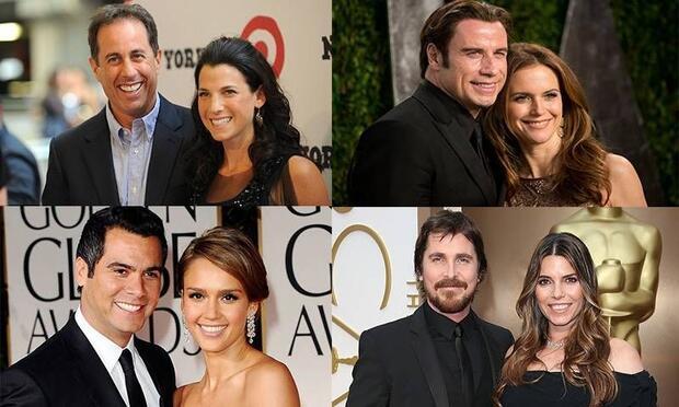 Hayranlarıyla evlenen 17 ünlü