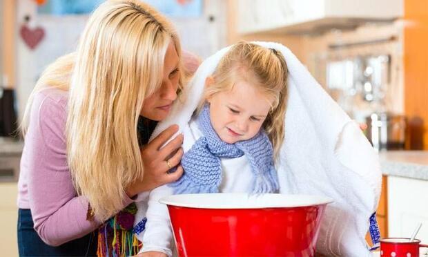 Çocuğun öksürüğünü azaltmanın 5 yolu