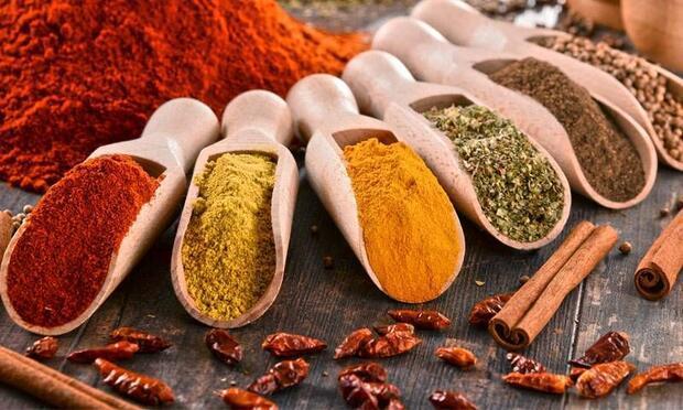 Yemeklerin sihirli tatları: Baharatlar