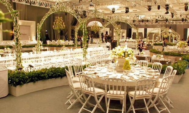 Hayalinizdeki düğün için evlilik festivaline!