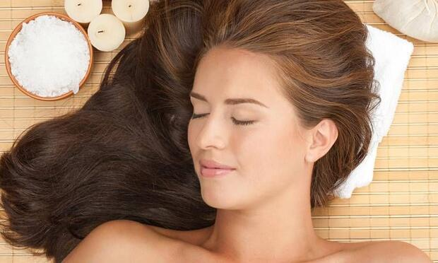 Saç kırıkları için doğal maske tarifleri