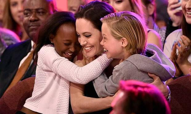Angelina Jolie, çocuk sahibi olmayı hiç istememiş!