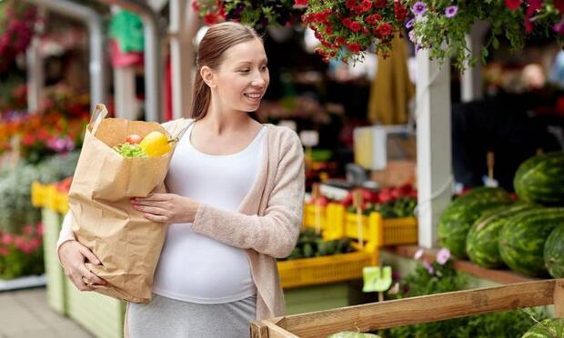 Hamilelik döneminde nasıl beslenmeli?
