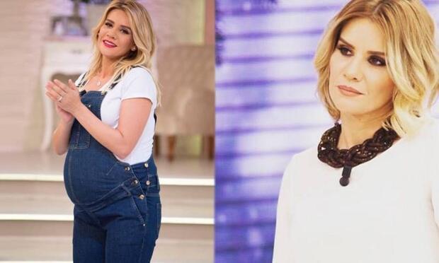 Esra Erol, doğum kilolarını nasıl verdiğini açıkladı