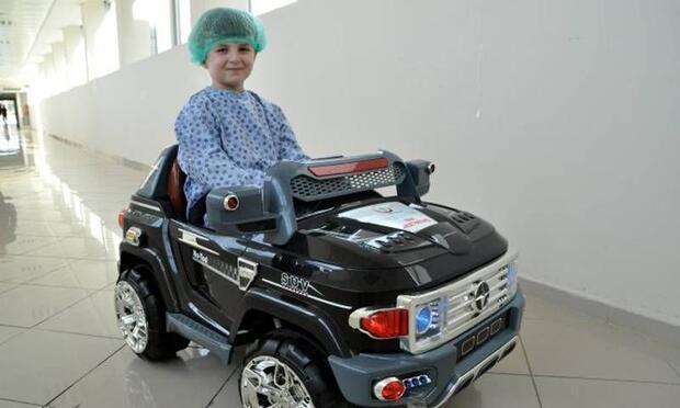Ameliyat olacak çocuğun psikolojisi çok önemli!
